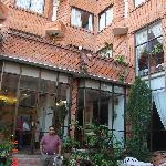 Garden View of Royal Singi Hotel