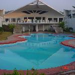 View of Sterling Resort Puri