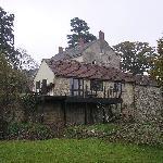 Rear of Riverside Cottage