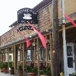 the coffee shop on main street