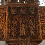 l'altare ligneo di Kefermarkt
