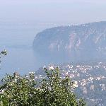 Sorrento from Pool Area