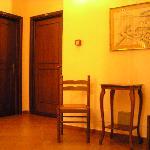Villa Romita interior