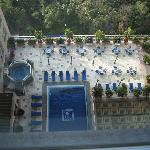 JW Marriott Mexico City pool