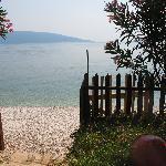 Athina Beach Hotel Foto