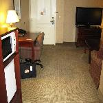 View Inside Room Toward Door at Radisson Kenosha