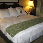Sleep Number bed at Radisson Kenosha