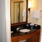 Bathroom Counter / Sink