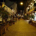 Calla San Vicente - Restaurant Street