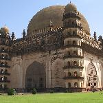 Gol Gumbaz:this is the second largest dome in world and the largest in asia.....