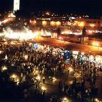 Piazza  Djemaa el Fnaa