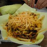 The chili chees fries!