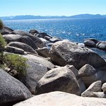 rocce sul lake tahoe