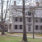 The Old Manse front view
