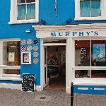 Murphy's in Dingle -great coffee