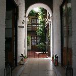 La Mision Entryway