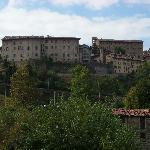Citta Alta desde Il Ciliegio