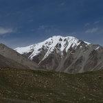 Peak at khunjrab