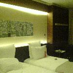 Swissotel -normal room