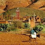 Marokkanisches Dorf
