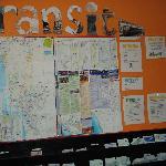 Transit info