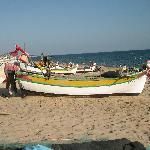 fishermans beach armacao de pera
