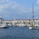 Hotel von der Seeseite