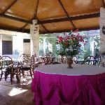 olman's dining area