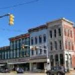 Downtown Rockville, Indiana
