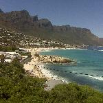 Camps Bay - the best beach in South Africa!