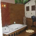 bagno dell'executive pavilion