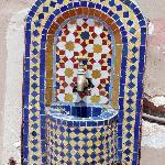 fontaine marocaine