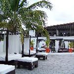 hotel deck