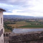 View over Umbria