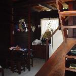 Interior del chalet (planta baja)