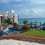 Photo de El Pueblito Beach Hotel