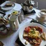 breakfast 2nd course