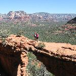 Devil's Bridge trail in Sedona -- Not a far drive and a great moderate hike