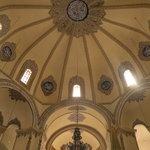 Small Ayasofya Camii inside