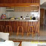 Wohnzimmer,Küche, Flur