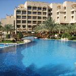 Pool on Red Sea side.