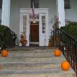 Front Door of inn