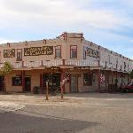 Longhorn Restaurant where Virgil Earp was shot from