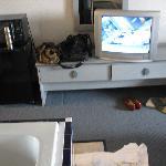 TV/fridge/microwave