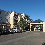 Hotel-Aussenansicht