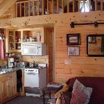 inside K-1 cabin