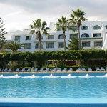 Hôtel+piscine
