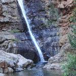 Meiringspoort Waterfall and pools
