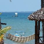 vue sur mer du Doany