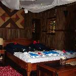 la chambre du grand bungalow
